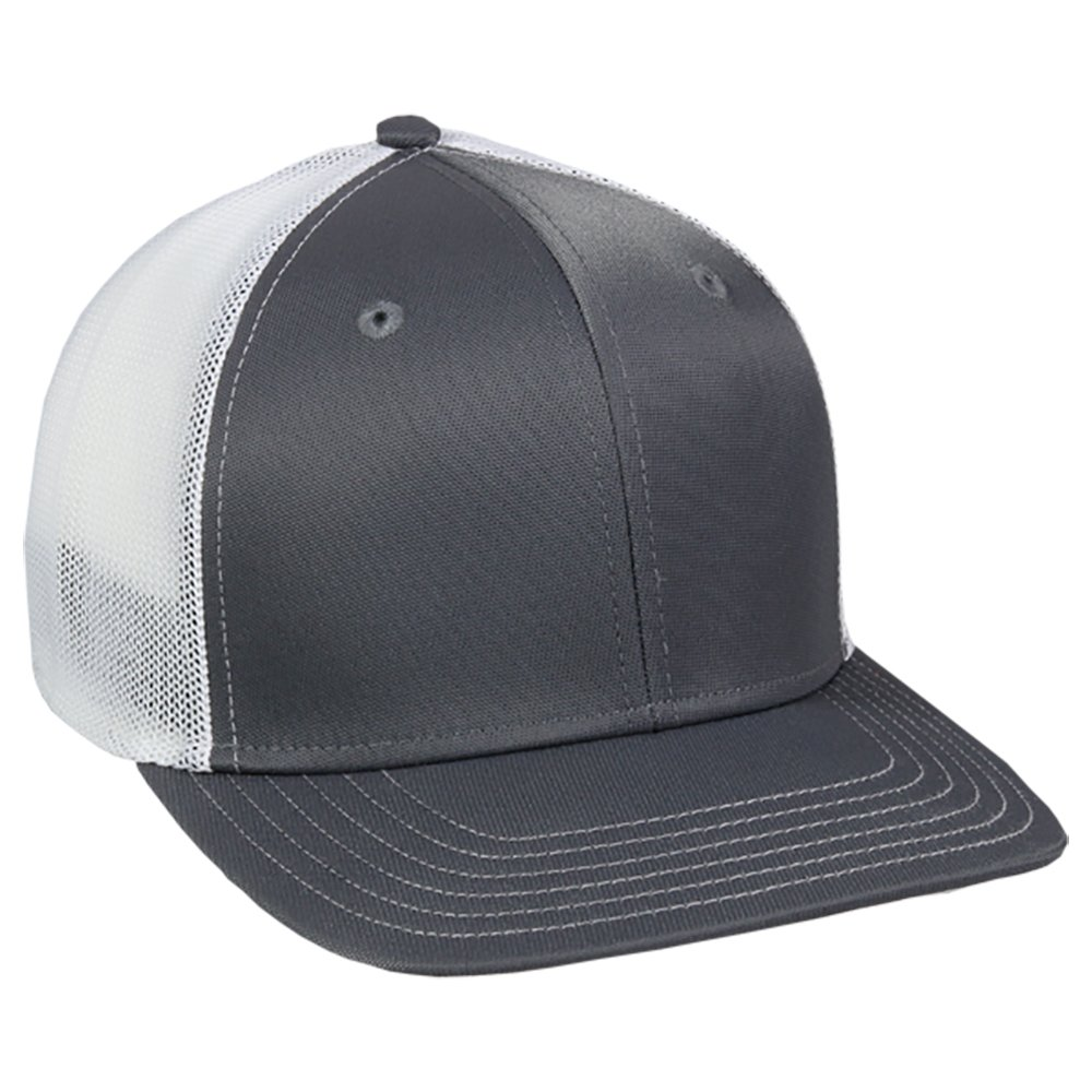 OutDoorCap HAT メンズ B07282CH7Z Small / Medium|グレー/ホワイト グレー/ホワイト Small / Medium