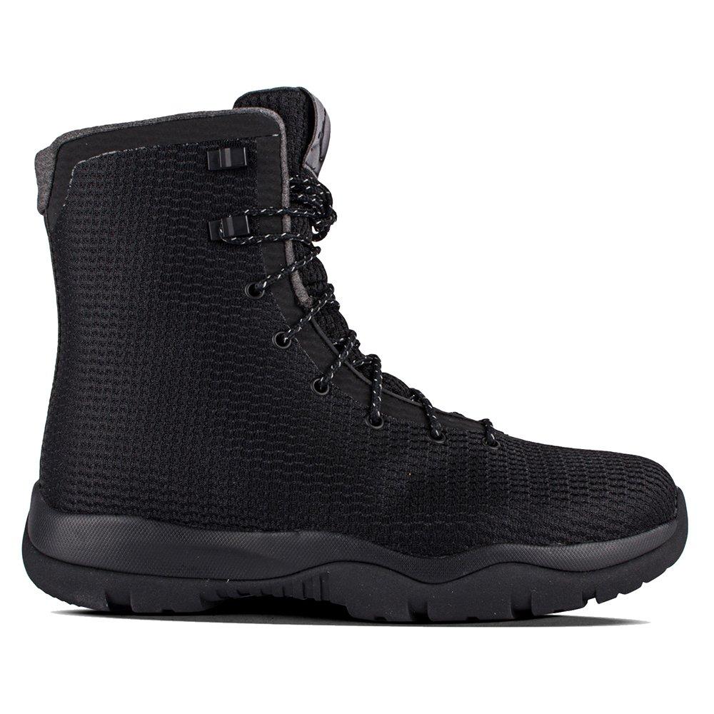 Nike JORDAN FUTURE BOOT mens fashion-sneakers 854554-002_11.5 - BLACK/BLACK-DARK GREY by NIKE