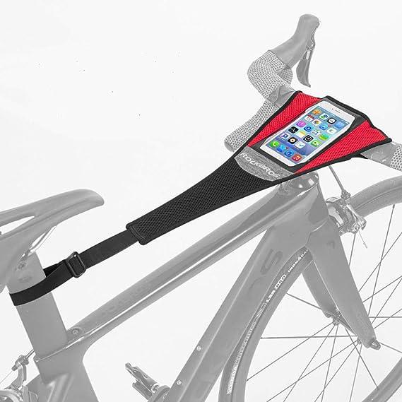 ROCKBROS Cubierta de Sudor para Entrenamiento de Bicicleta ...