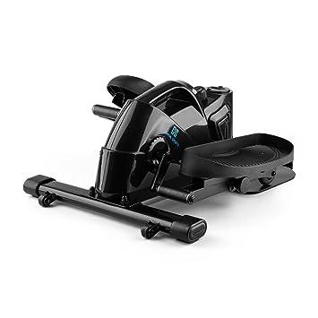 Capital Sports Mininoval Mini Bike Bicicleta elíptica stepper (entrenamiento en casa, ordenador con pantalla