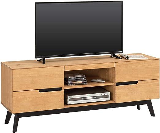 IDIMEX mueble bajo TV Muebles Tibor, mesa de televisión Televisión ...
