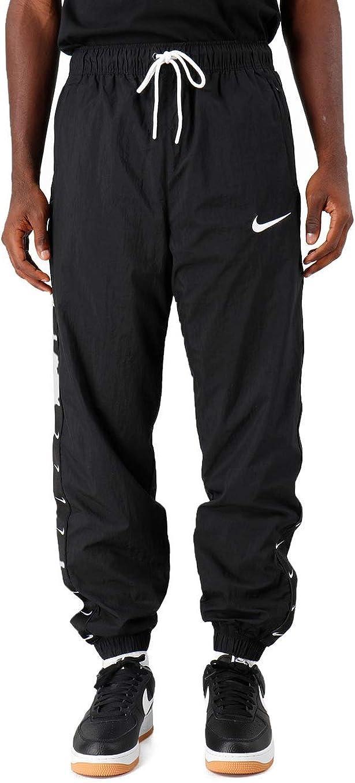 Nike Mens NSW Swoosh Pant Woven Mens Cd0421-010