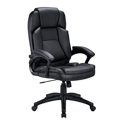 amazon com lch high back executive office chair with adjustable rh amazon com