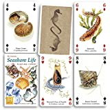 The Famous Seashore Life Playing Cards