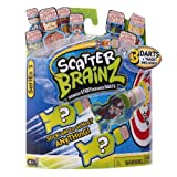 Scatter Brainz Sticky Dart 3-pack - Wave 1 (Colors/styles Vary)