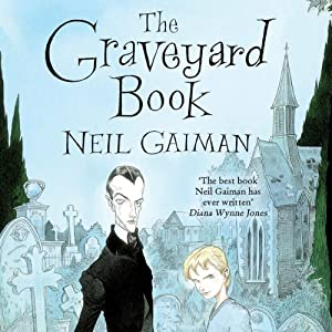 The Graveyard Book Audiobook