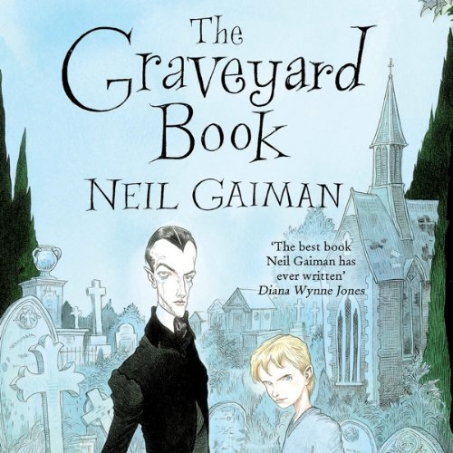The Graveyard Book from Unknown