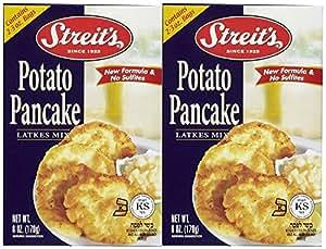 Streit's Potato Pancake Mix (Kosher For Passover), 6 oz, 2 pk