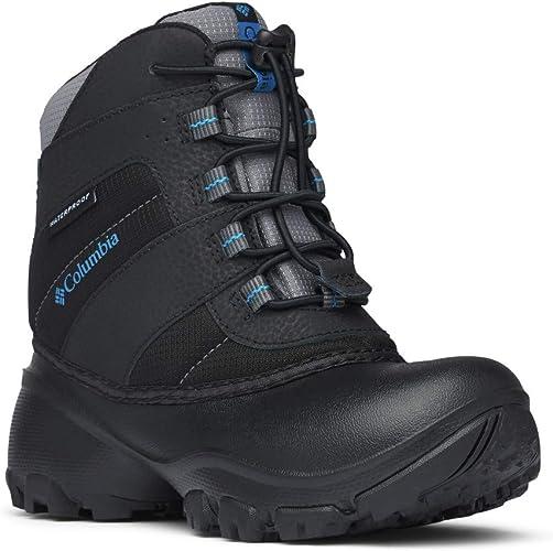 Zapatillas De Deporte para Exterior Ni/ños^Ni/ñas Columbia Youth Bugaboot Plus III Omni-Heat