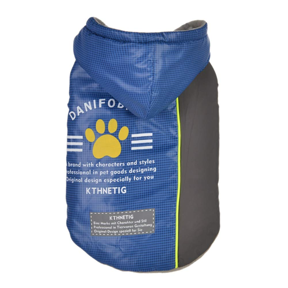 a3bec32ef1b25 Amazon.com : Yinrunx Pet Autumn Winter Thickened Vest Puppy Outdoor ...