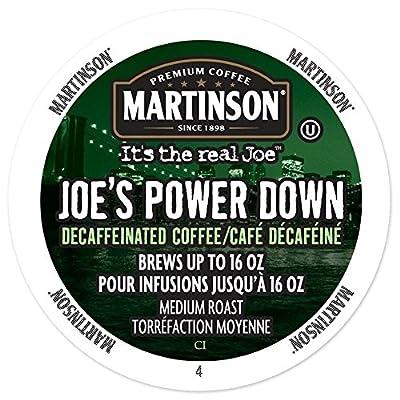 Martinson Single Serve Coffee Capsules