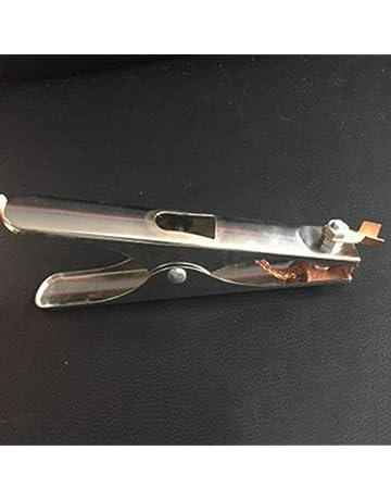 300Amp soldadura pinza de masa electrodo de soldadura sostenedor del clip de la Tierra cable de