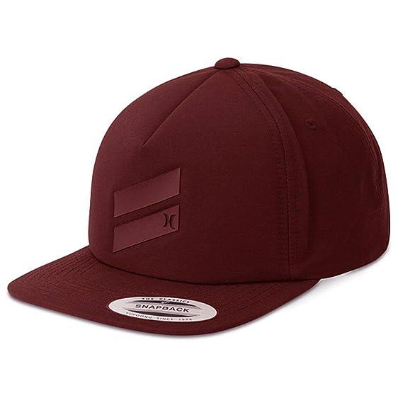 5737ed82 ... cheapest hurley slash back hat mahogany efd39 b7627