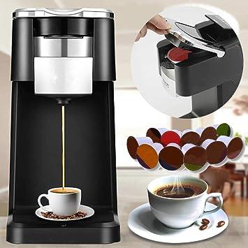 LWQ Espresso Cafetera automática de la máquina, eléctrica 220V ...