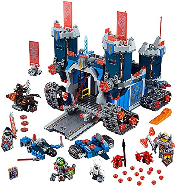 LEGO NexoKnights 70317 The Fortrex