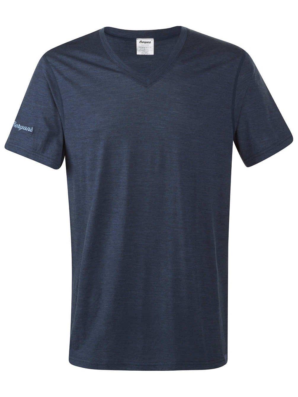 Bergans Herren Bloom Wool T-Shirt