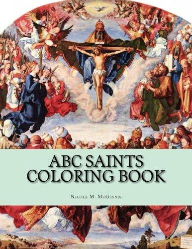 ABC Saints Coloring Book (St. Jerome Library Coloring Books) (Volume 1) pdf epub