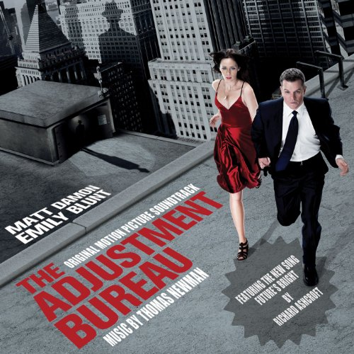 original motion picture soundtrack the adjustment bureau. Black Bedroom Furniture Sets. Home Design Ideas