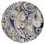 Denby/Monsoon Cosmic Salad Plate, 22 cm