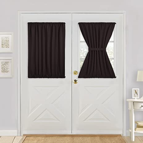 Door Curtains Short 40 Inches