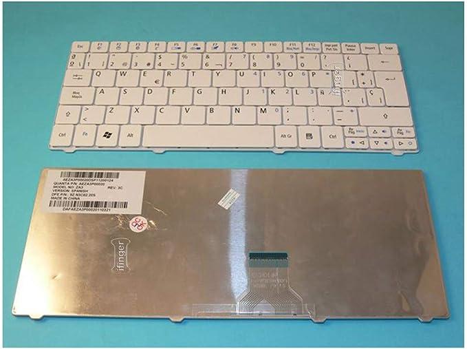 IFINGER Teclado Español Acer Aspire One 721 721H 722 ...