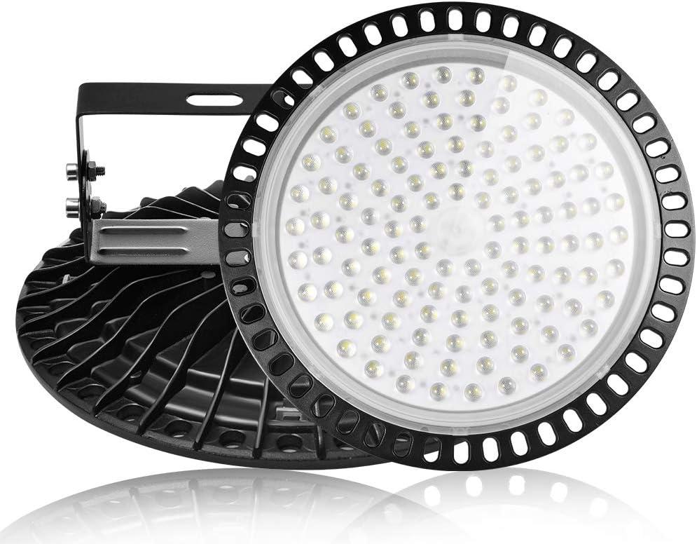 UFO LED High Bay Light 500W 300W 200W 100W 50W Warehouse Industrial Commercial