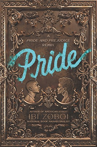 modern classic books, Pride, a modern diverse retelling of Pride and Prejudice