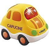 VTech - 202415 - Véhicule Miniature - Tut Tut Bolides - Capucine Jolie Citadine