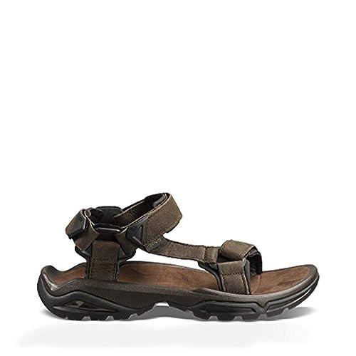 005fa8c4067b Beach Bundle  Teva M s Terra Fi 4 Leather Sandals Turkish Coffee 10   Beach  Mat