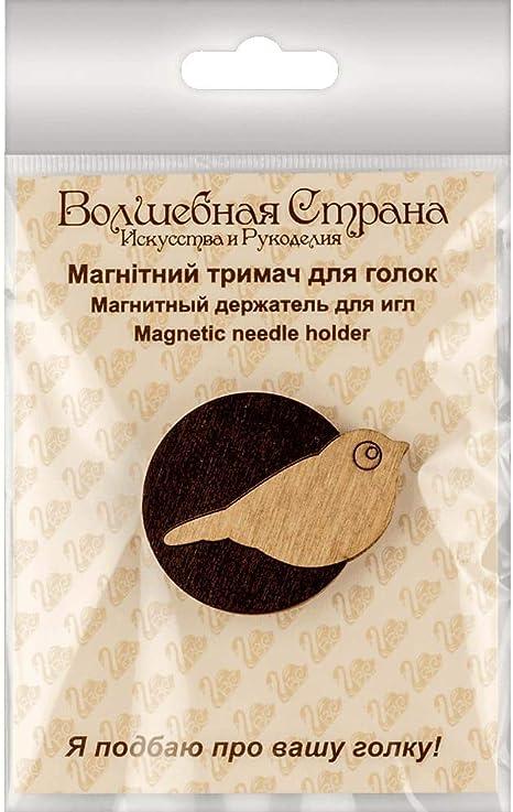 Needle Minder Needle Nanny Cross Stitch Pattern Keeper Needle Embroidery Keeper Scheme Holder Chart Stitch BC-213