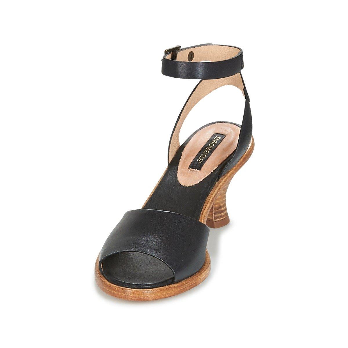 Neosens Renovee Ebony S984 Sandale La Peau 41 De Noir nTxxwZ