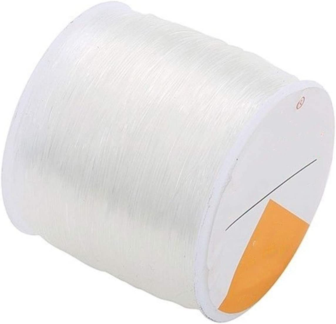 100M//Roll Plastic Crystal Beading Stretch Cords Elastic Line Jewelry Making DIY