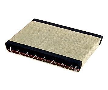 Japanische Bodenmatten tatami sitzkissen japanische matte bodenmatte reisstrohmatte igusa