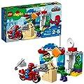 LEGO DUPLO Super Heroes Spider Man & Hulk Adventures 10876 Building Kit (38 Piece)