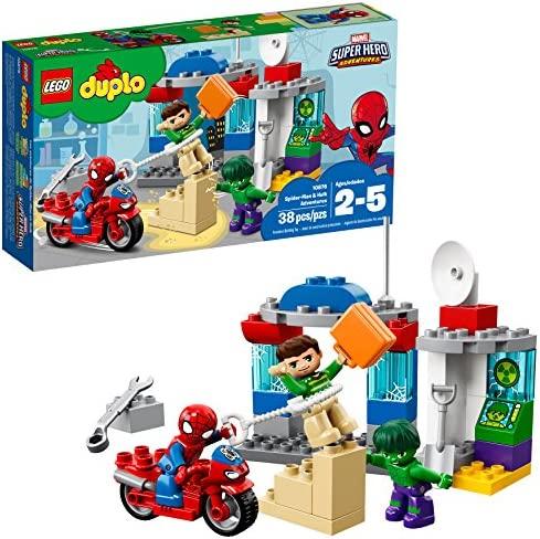 LEGO Duplo Heroes Spider Man Adventures product image