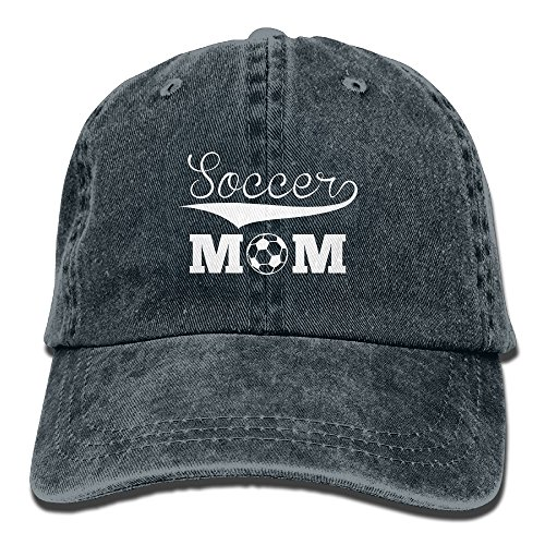 Soccer Moms Washed Retro Adjustable Cowboy Hat Baseball