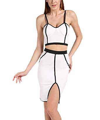 De vendaje de para vestidos de - Illusion mini sexy Bodycon de ...