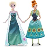Zaid Collections (PVC ) Fashion doll Ana and Olav Top Quality