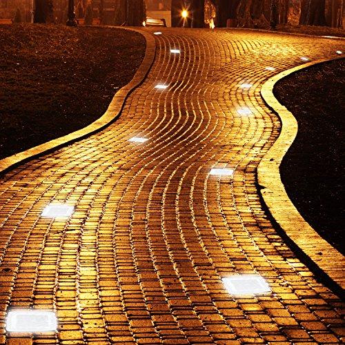 Solar Christmas Driveway Lights - 5