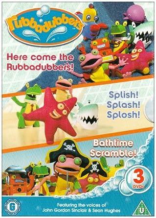 Rubbadubbers  Box Set   DVD. Rubbadubbers  Box Set   DVD   Amazon co uk  Rubbadubbers  DVD