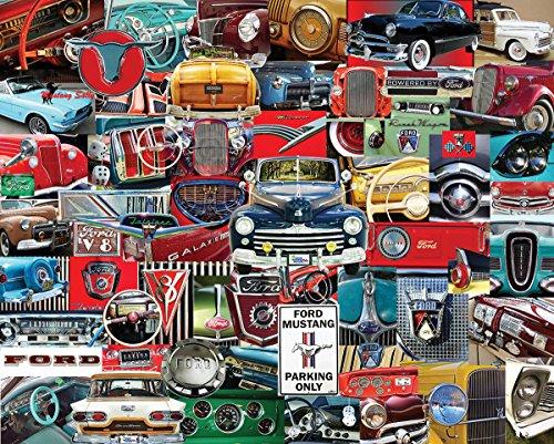 1000 piece puzzles cars - 9
