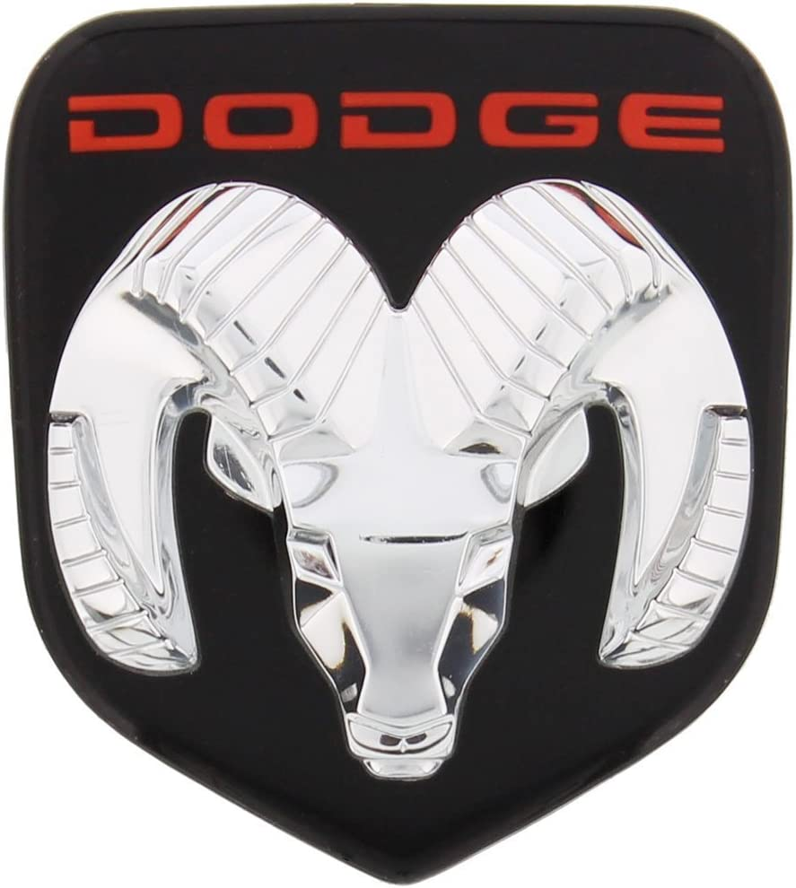 DODGE RAM DAKOTA DURANGO GRILLE DECAL EMBLEM MOPAR