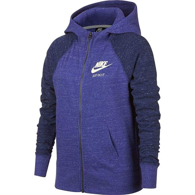 NIKE Girls Sportswear Vintage Hoodie: Amazon.es: Ropa y ...