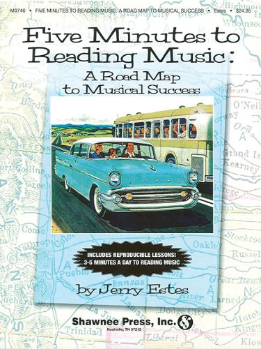 Sight Reading Choral (Five Minutes to Reading Music - A Roadmap to Musical Success: Five Minutes Series)