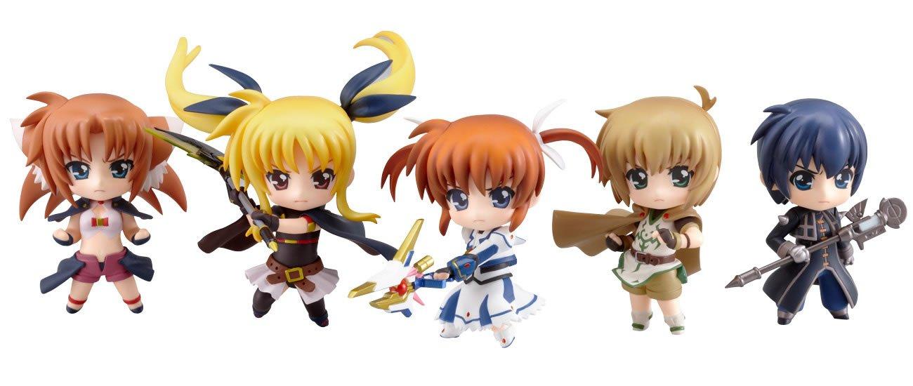 Nendoroid Petit Magical Girl Lyrical Nanoha The MOVIE 1st BOX