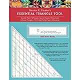 quilting essentials - C&T Publishing fast2cut Bonnie Hunter's Essential Triangle T-