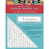 C&T Publishing fast2cut Bonnie Hunter's Essential Triangle T-