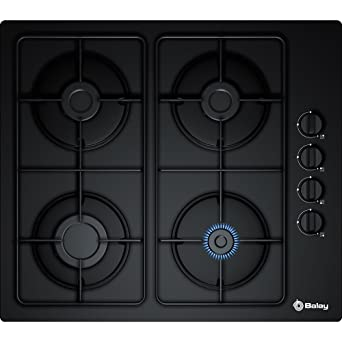 Balay 3ETG464MB Integrado Encimera de gas Negro hobs - Placa ...