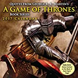 img - for Quotes from George R.R. Martin's A Game of Thrones Book Series 2017 Day-to-Day C book / textbook / text book