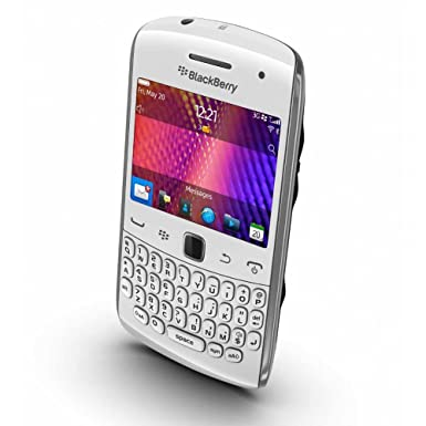 Blackberry Curve 9320 SIM-Free Smartphone in White HSO